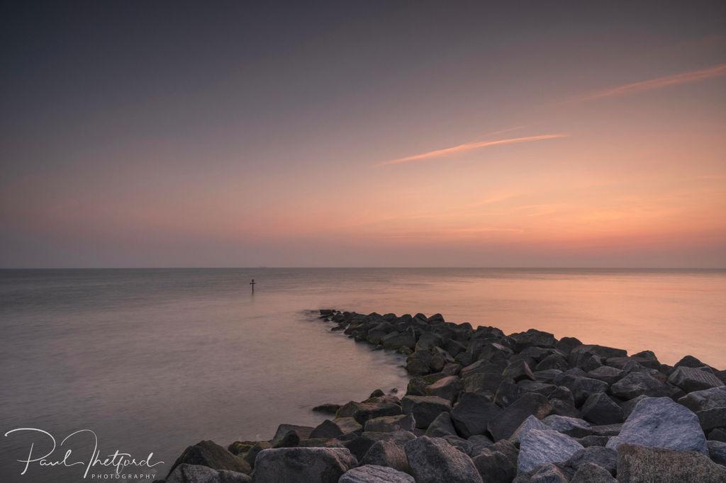 Spring Dawn Sheringham Beach 2