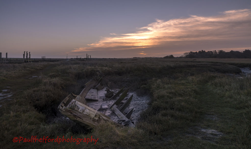 All that remains Thornham