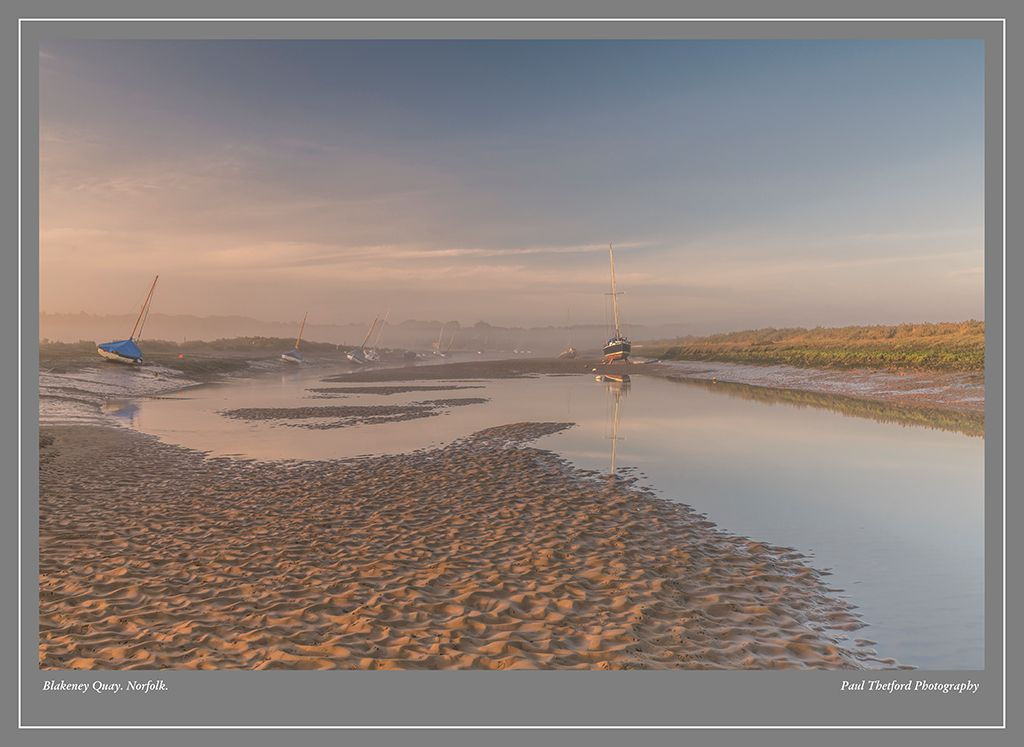 Blakeney Misty Dawn 3