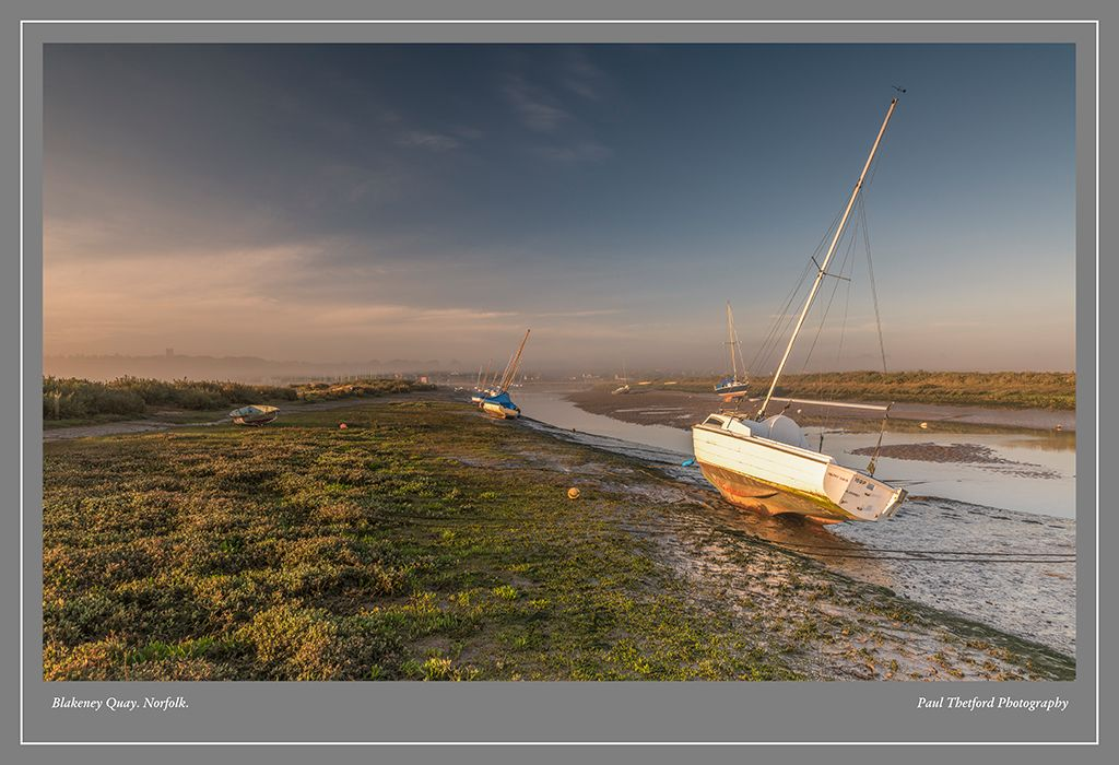 Blakeney Misty Dawn