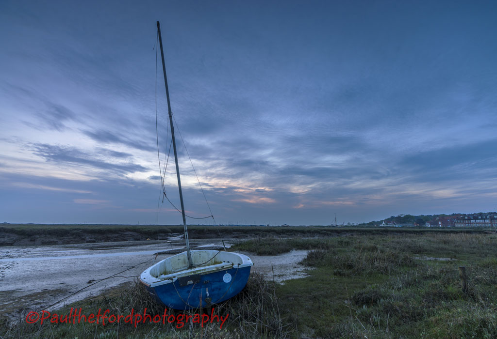 Dawn over Blakeney 2