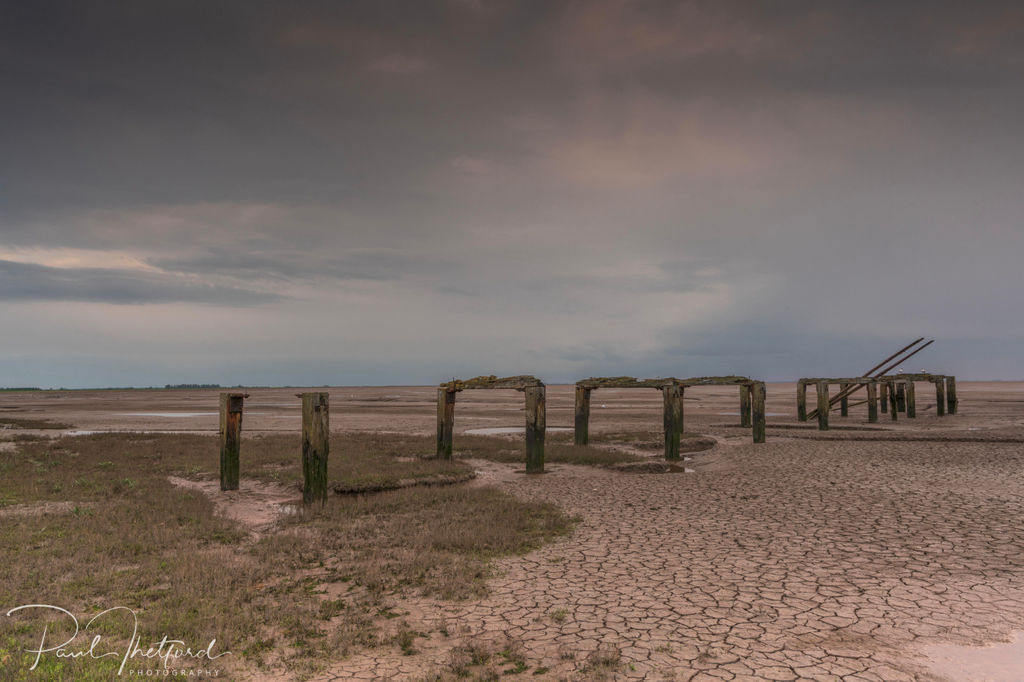 The old jetty, Snettisham 2