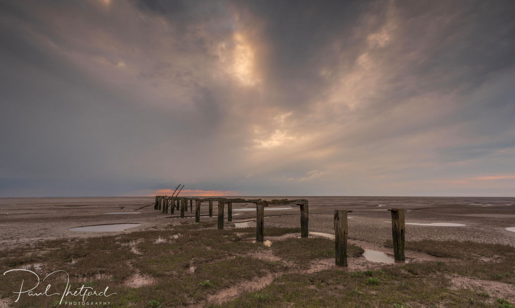 The old jetty, Snettisham 3