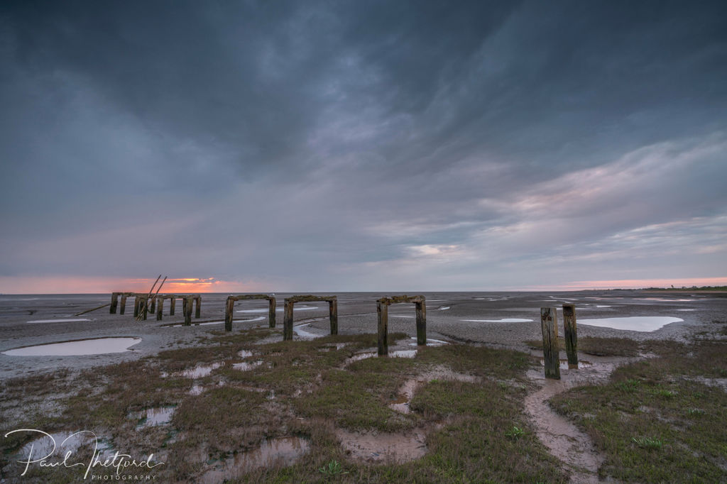 The old jetty, Snettisham 4