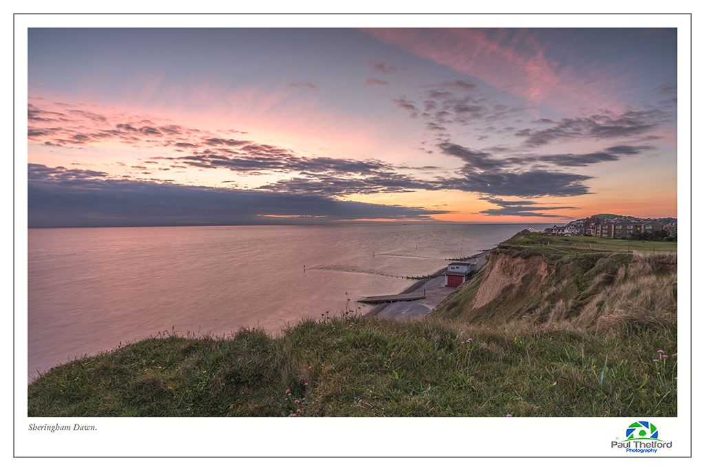 Dawn Sheringham, Cliff Top 2