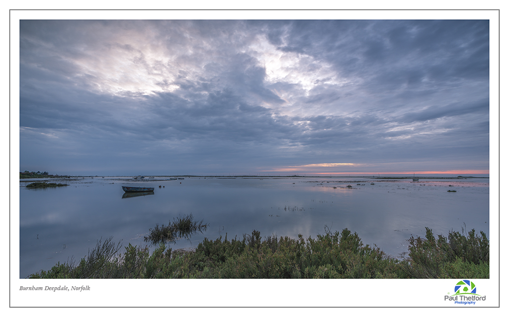 Burnham Deepdale, The Blue Hour 3