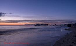 Sunrise over Cromer Pier 3