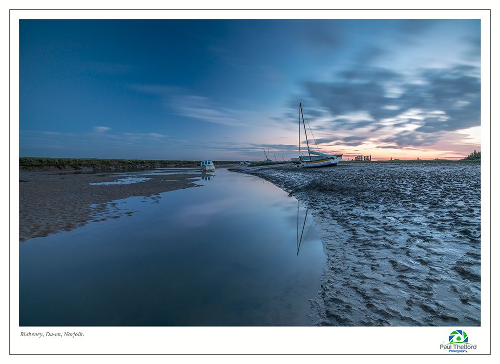 Blakeney sunrise 2017 2