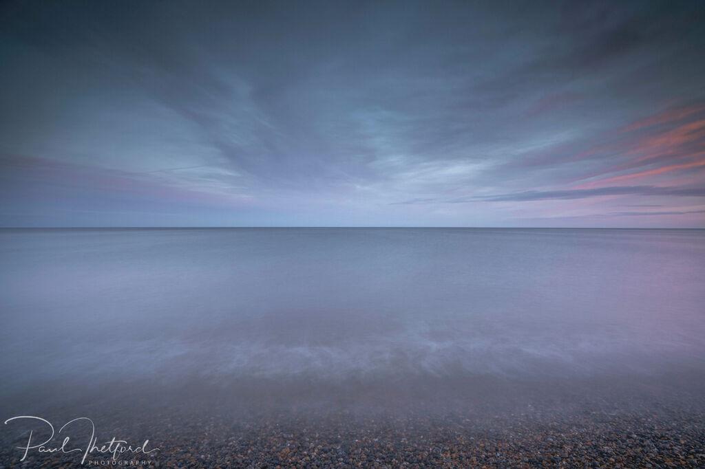 Weybourne Beach dawn 4