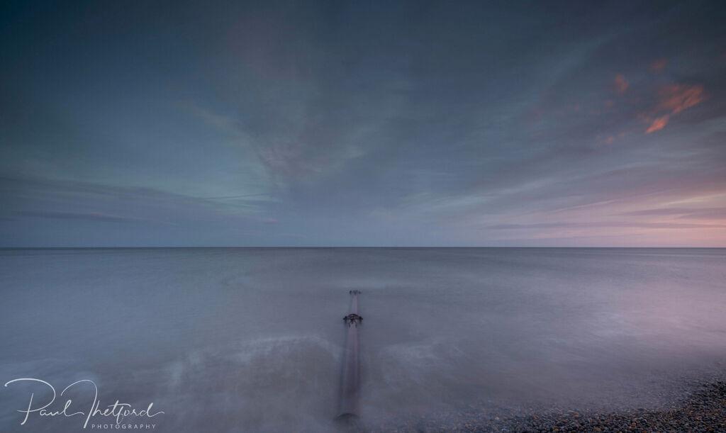 Weybourne Beach dawn 5