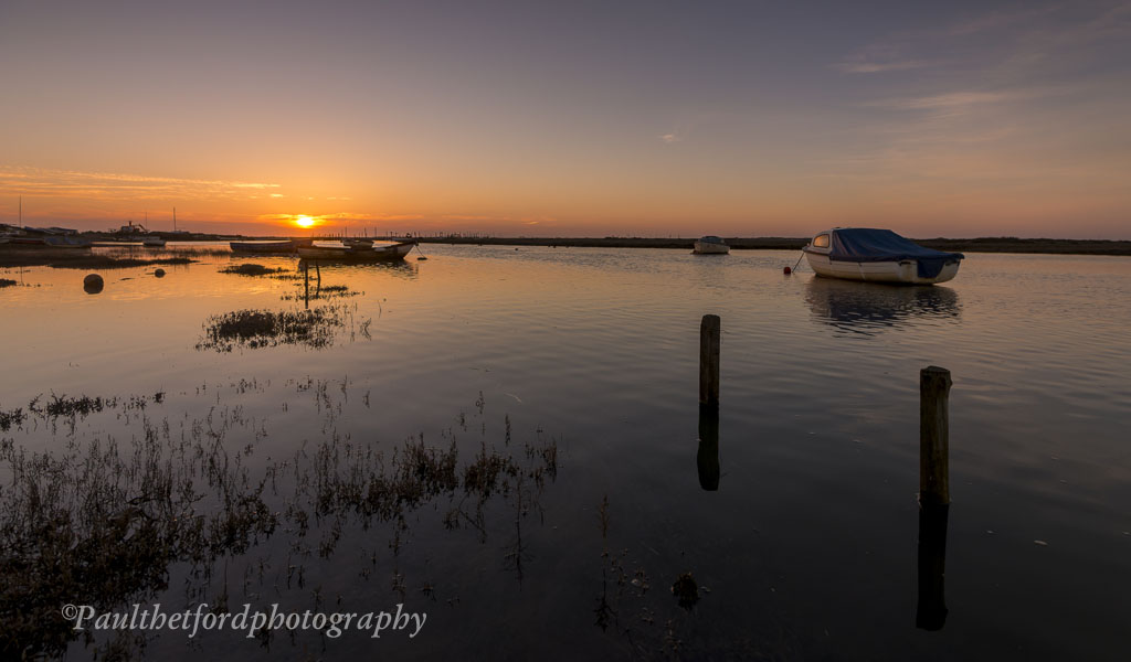 Morston Quay Last Light 3