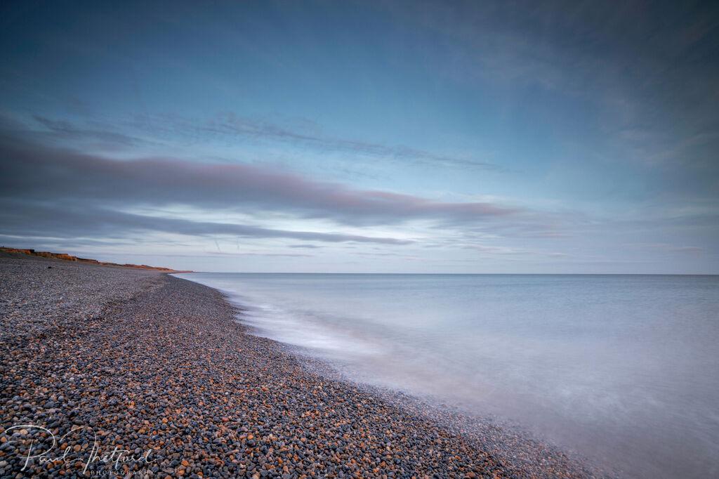 Weybourne Beach dawn 6