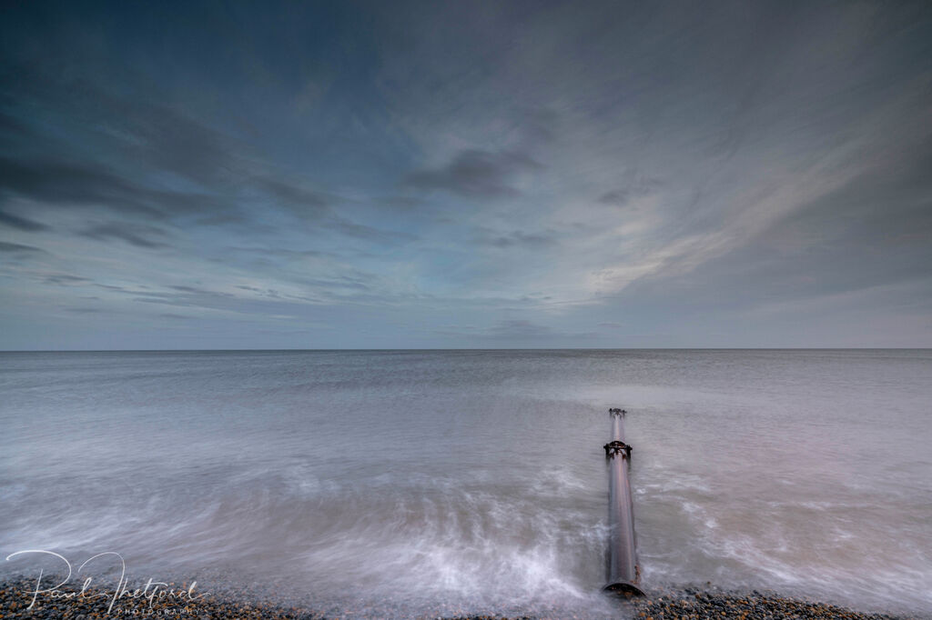 Weybourne Beach dawn 7