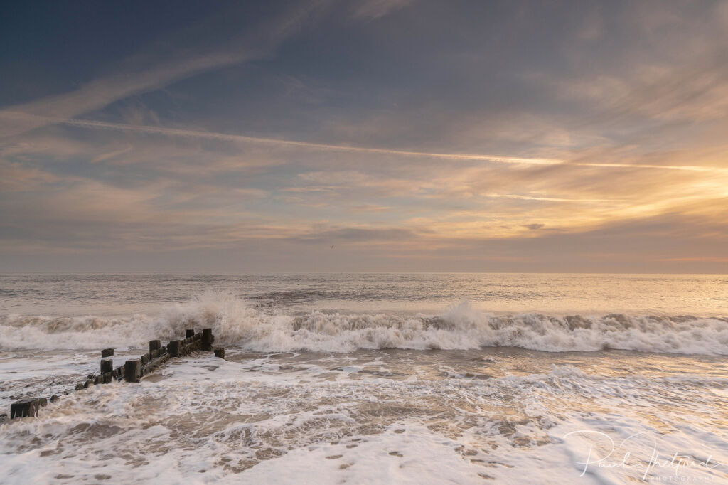 Overstrand Beach at dawn 6