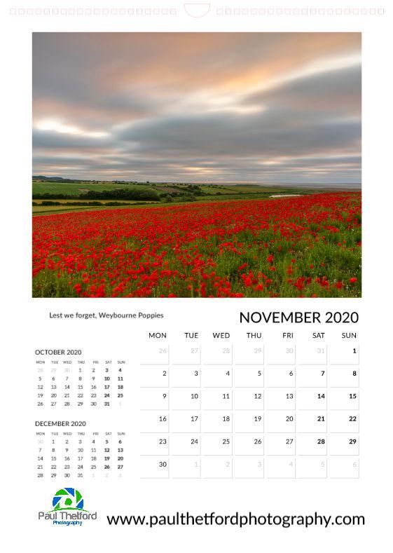 Weybourne Poppies