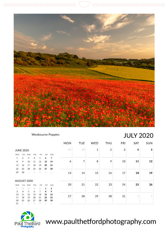 Weybourne Poppies
