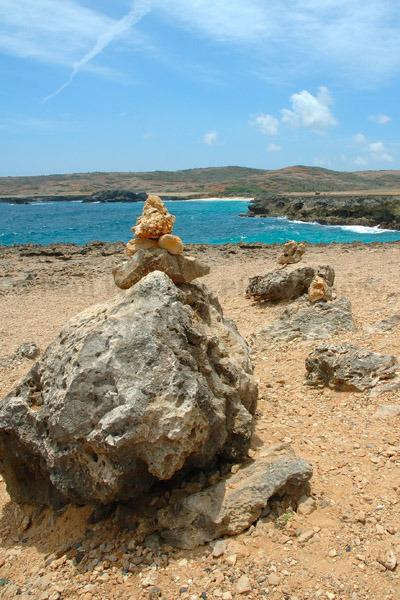 Aruba Wishing Rock Pile