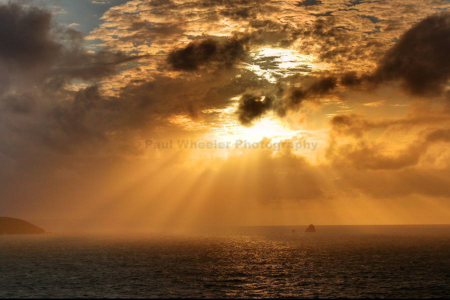 St. Agnes Sunset