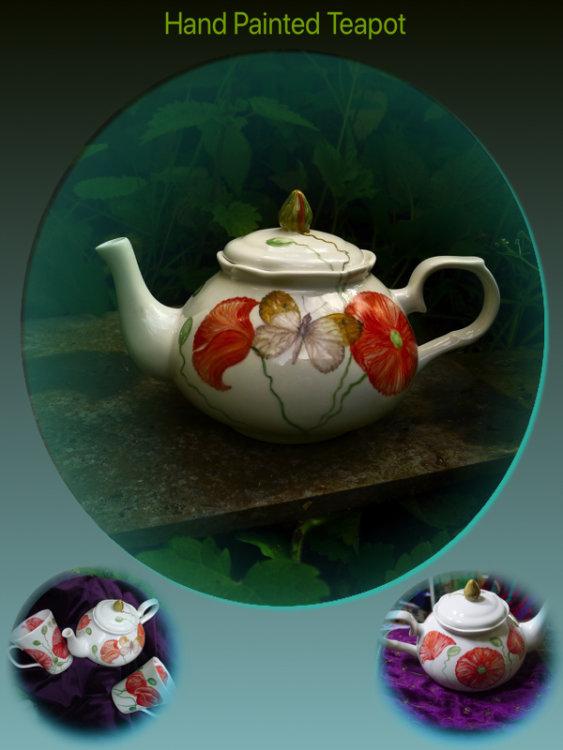 H/P Teapot £85 incl p&p