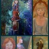 Portraits on Canvas