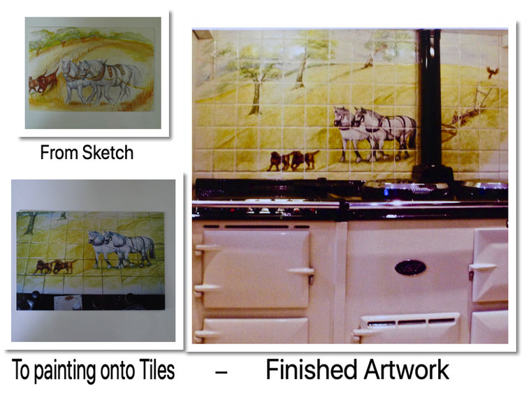 How to Commission a Tile Mural
