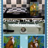 'Hare Belles' Gallery 'The Spring Collection'