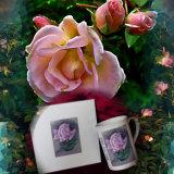 The Pink Rose Mug & Tile