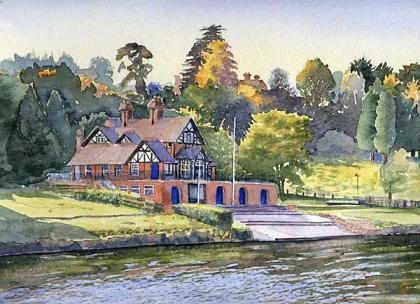 Pengwern Boathouse