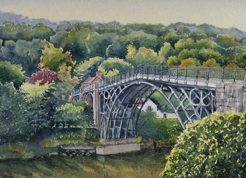 Ironbridge Autumn