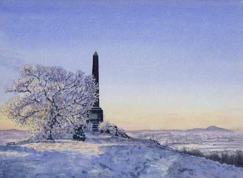 Lilleshall winter