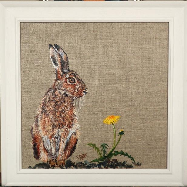 NEW - Hare and Dandelion