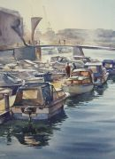 Early morning, Bristol SOLD