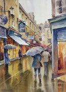 Rainy Day, Bath