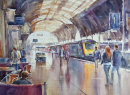 Platform 1, Paddington Station SOLD
