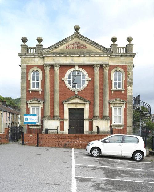 Eglwysbach, Pontypridd
