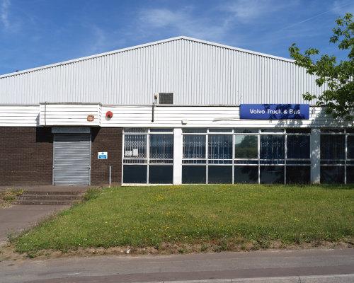Gelliherion Industrial Estate