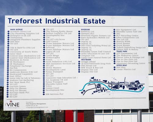 Treforest Industrial Estate