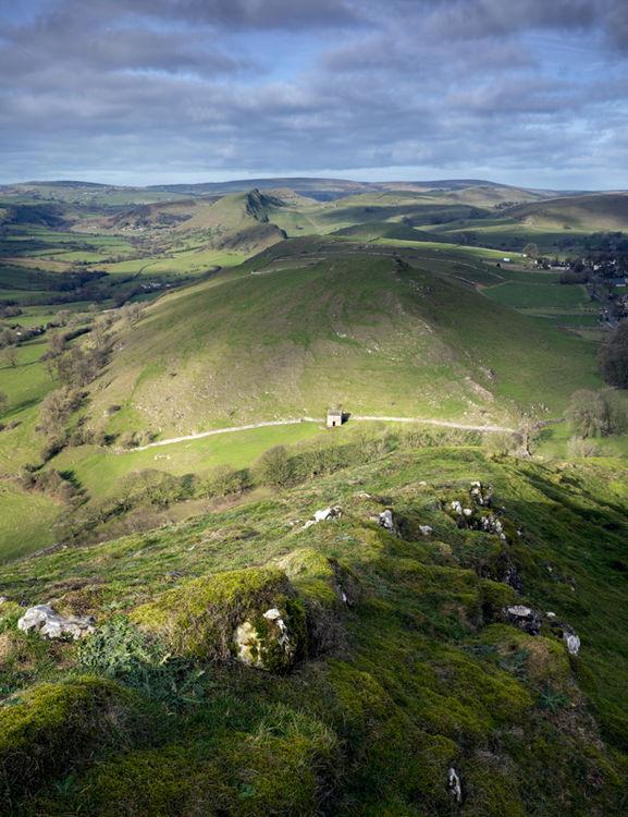 View from High Wheeldon