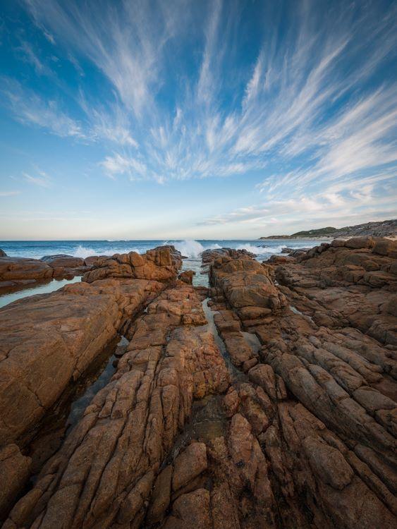 Early morning Margaret River, Western Australia