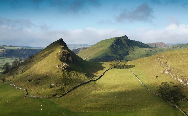 Parkhouse Hill and Chrome Hill