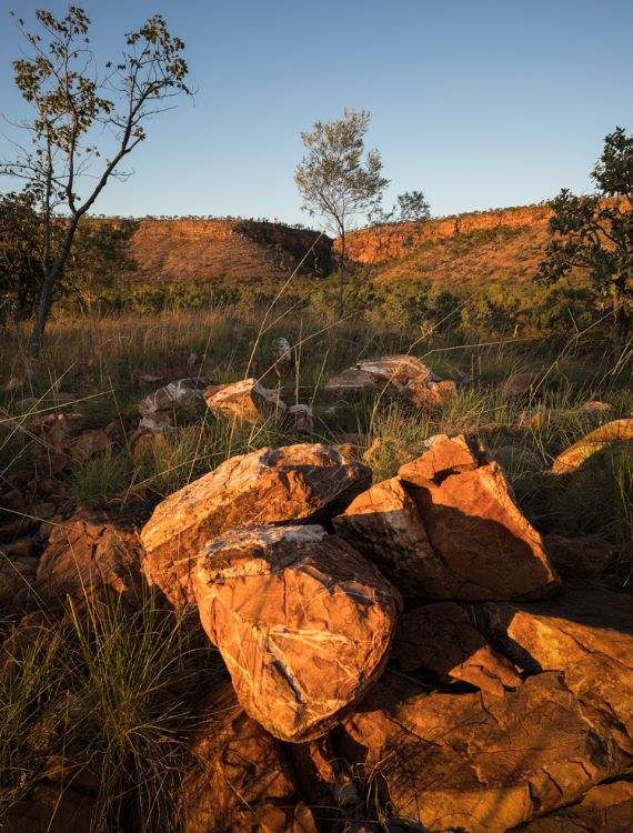 Sunrise, Bell Gorge, Kimberley, Western Australia