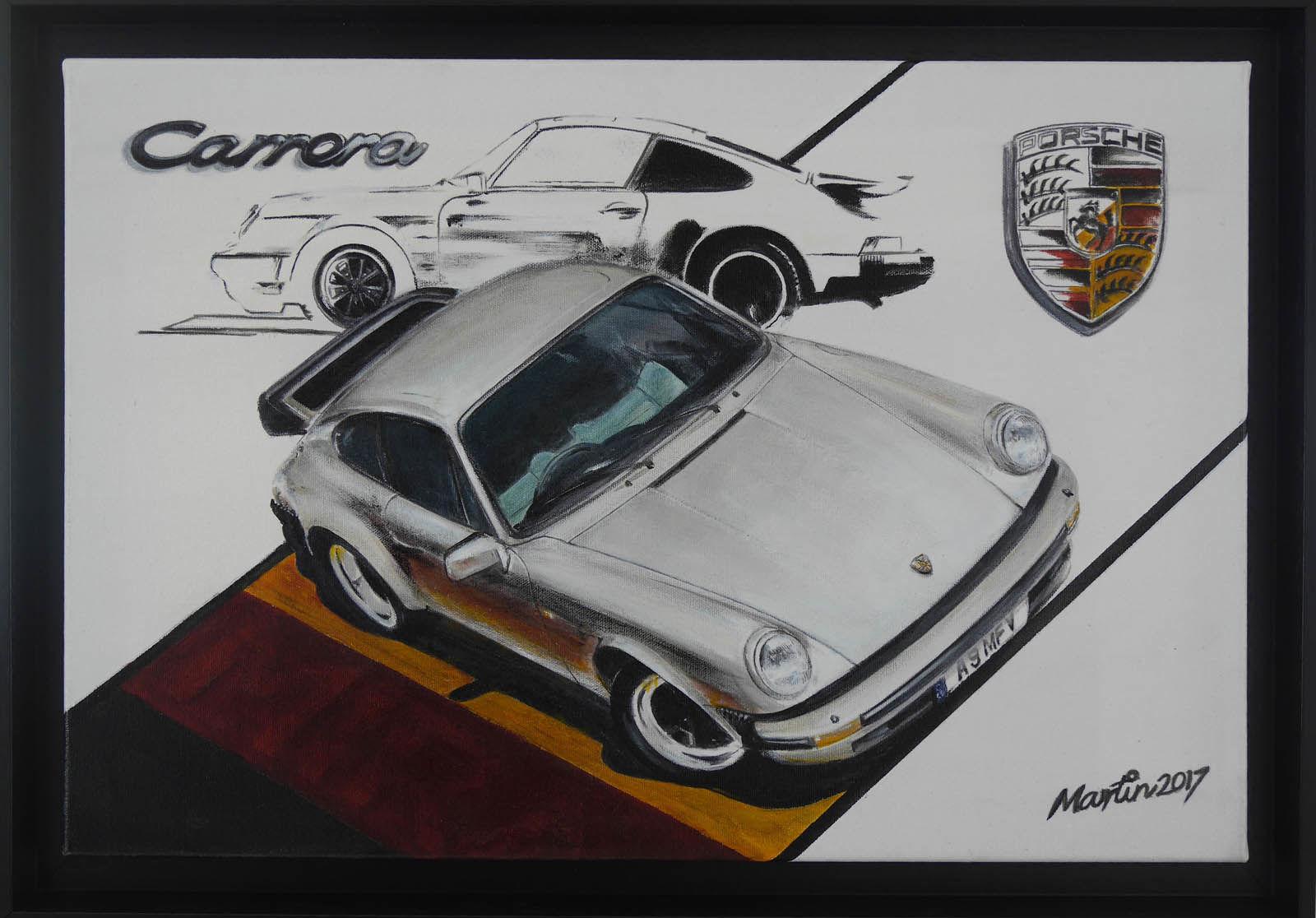 Client's Porsche 911