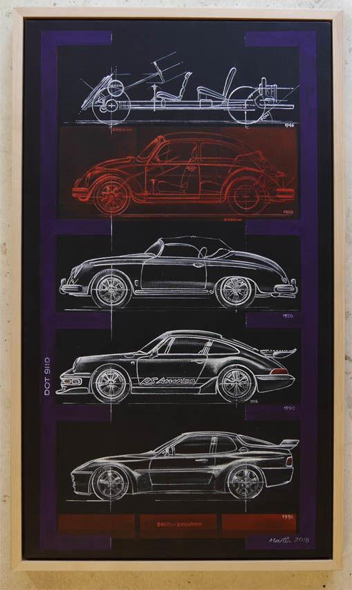 Client's Porsche History