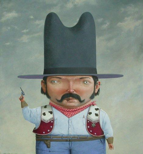 Wyatt Earp (SOLD)