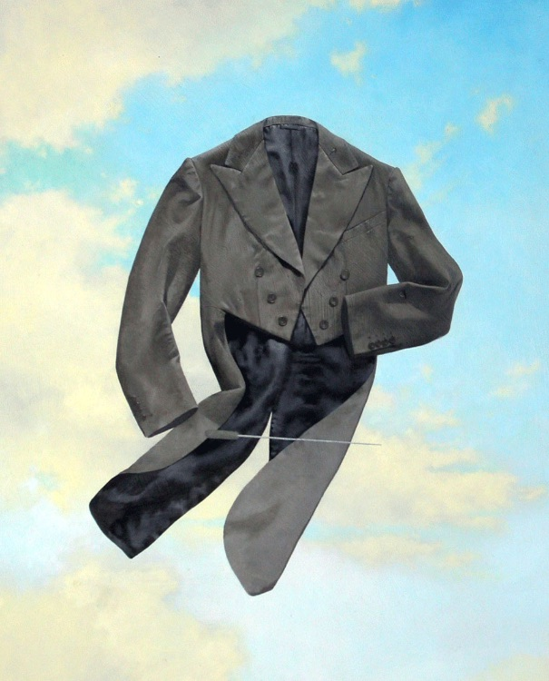 The Conductors Jacket (Sold)