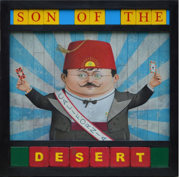 Son of the Desert (Sold)