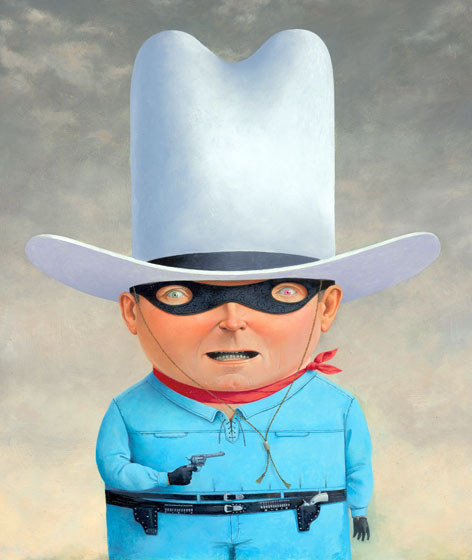 The Lone Ranger (SOLD)