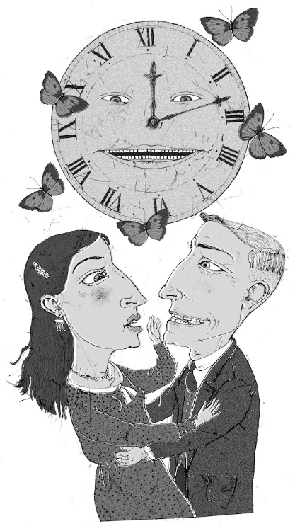 the Clock Spirit