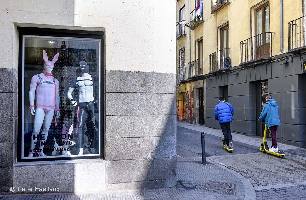 Chueca, Madrid, - 2020<br><br><br><br><br><br><br><br>