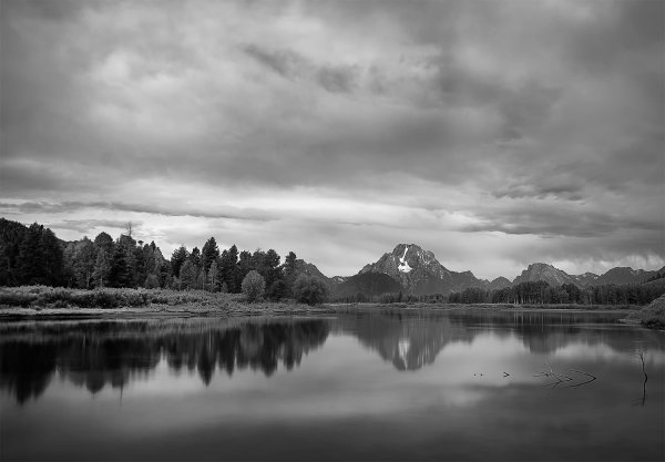 oxbow bend morning